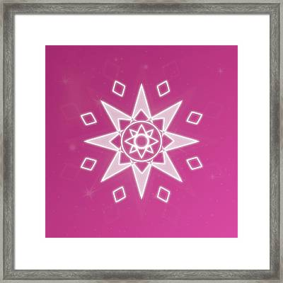 Soul Star Framed Print