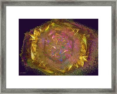 Soul Vision Framed Print by Michael Durst