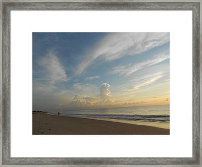 Framed Print featuring the photograph Soulful by Sheila Silverstein