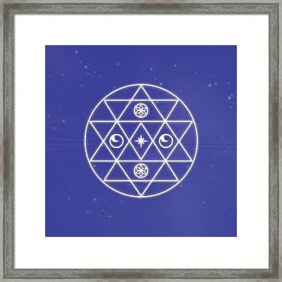 Souls Journey Home Framed Print