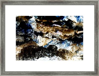 Souls Of Singing River Framed Print by Lesa Fine
