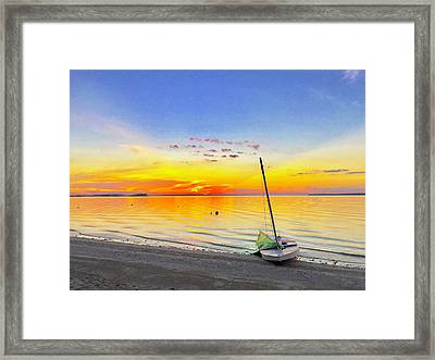 Souls Tended Framed Print by Dee Dee Whittle