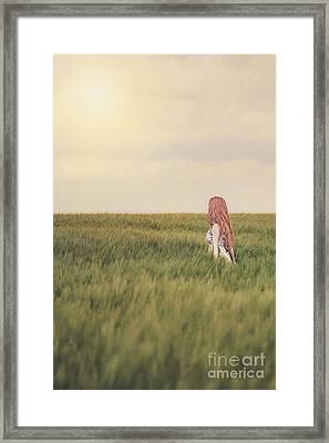 Soulshine Framed Print