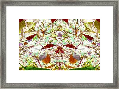 Sounds Of Love Within Framed Print