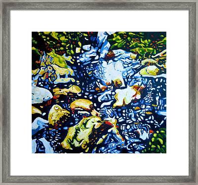 Sourcce Framed Print