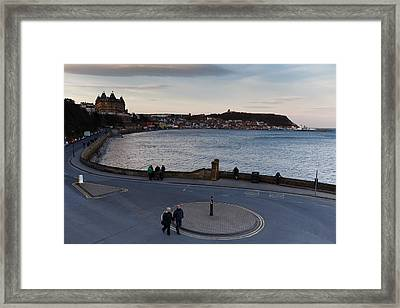 Framed Print featuring the photograph South Bay by Paul Indigo