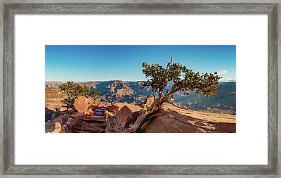 South Kaibab Grand Canyon Framed Print