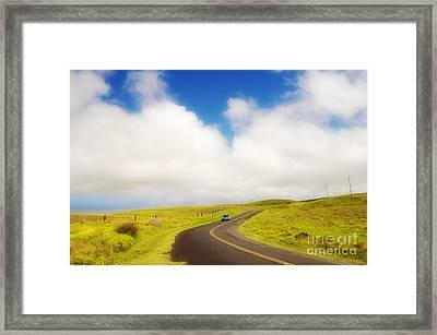 South Kohala Framed Print by Greg Vaughn - Printscapes
