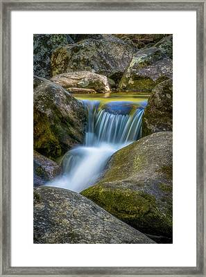 Framed Print featuring the photograph South Mtn State Park-1 by Joye Ardyn Durham