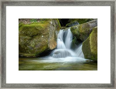 Framed Print featuring the photograph South Mtn State Park 2 by Joye Ardyn Durham