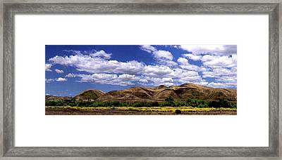 Framed Print featuring the photograph South Of Eden Larry Darnell by Larry Darnell