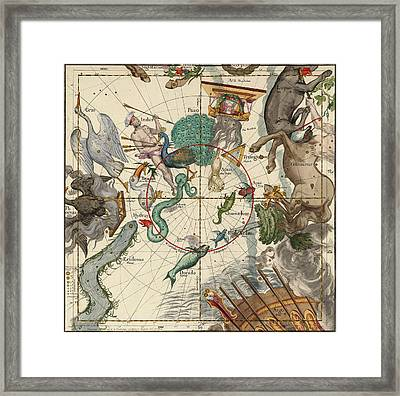 South Pole Framed Print