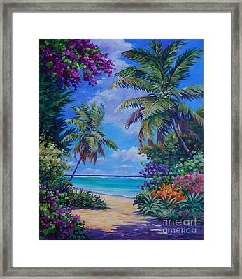 South Sound Colors Framed Print by John Clark
