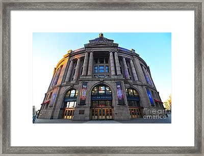 South Station Boston  Framed Print