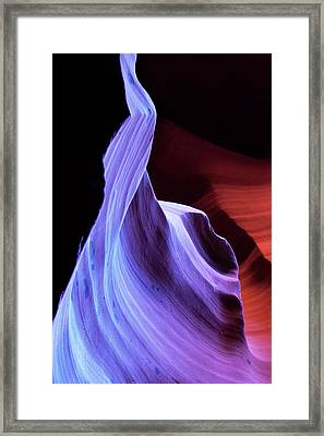 Framed Print featuring the photograph South Wrest Color by Norman Hall