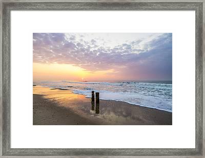 Southampton Calm Framed Print