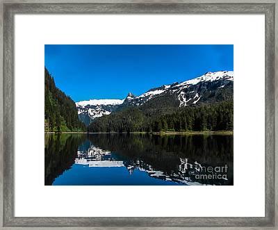 Southeast  Alaska Framed Print