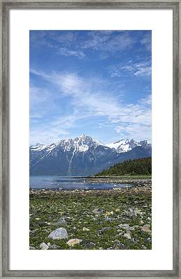 Southeast Alaskan Summer Framed Print