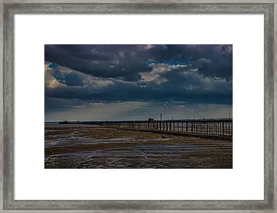 Southend Pier Framed Print
