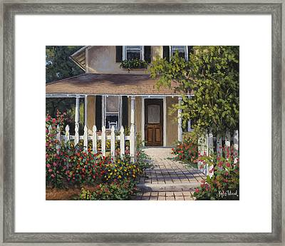 Southern Appeal Framed Print by Kyle Wood