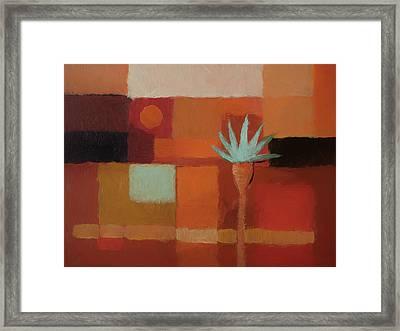 Southern Colors Framed Print by Lutz Baar