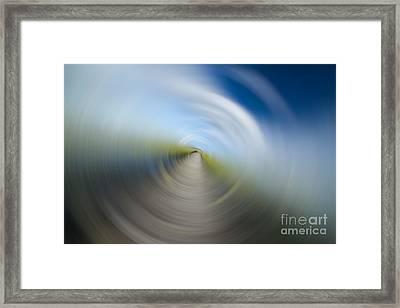 Southern Dock Motion Blur Framed Print by Dustin K Ryan