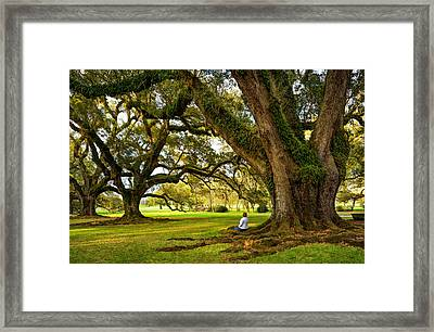 Southern Dreamer - Artistic Framed Print by Steve Harrington