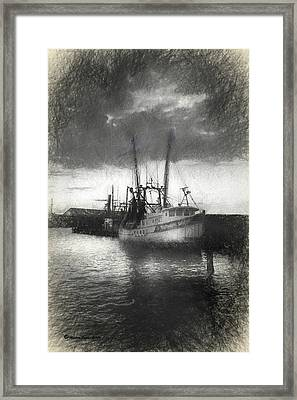 Southern Grace Framed Print by Marvin Spates