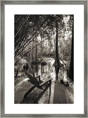 Southern Living Framed Print by Dustin K Ryan