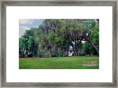 Southern Living Style Framed Print