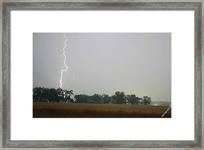 Southern Sky Framed Print