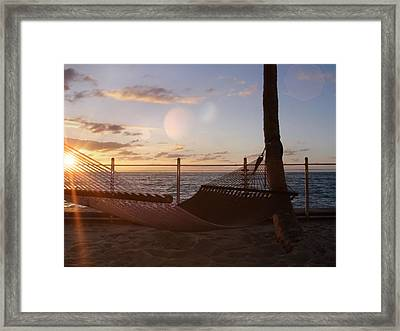 Southernmost Framed Print by JAMART Photography