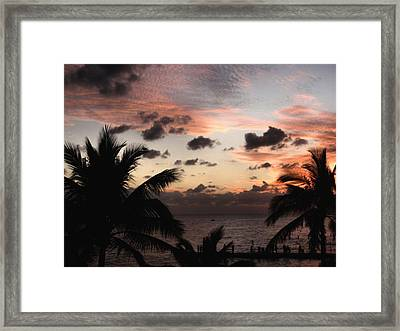 Southernmost Paradise Framed Print by JAMART Photography