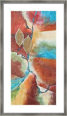 Southwest Dream Framed Print by Deborah Ronglien