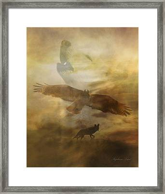 Southwestern Dream Framed Print by Stephanie Laird