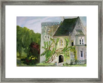 Southwick Hall Framed Print