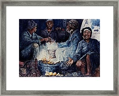 Soweto Framed Print by Hartmut Jager