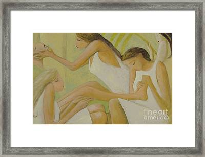 Spa Framed Print by Glenn Quist