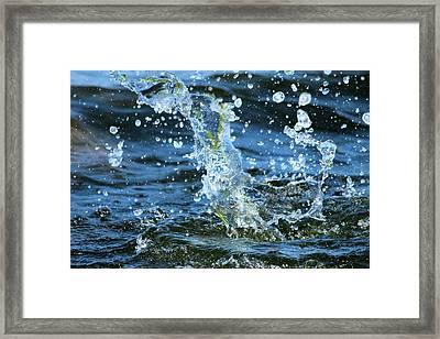 Spa Framed Print by Heike Hultsch
