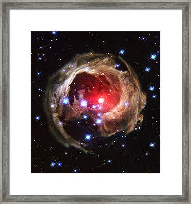 Space - 838 Framed Print by Paul W Faust -  Impressions of Light
