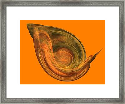 Space Junky Framed Print by Thomas Smith