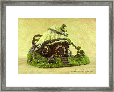Space Of Love Framed Print by Przemyslaw Stanuch