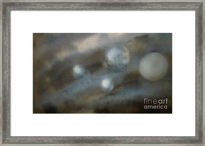 Space One Framed Print by Stacy C Bottoms