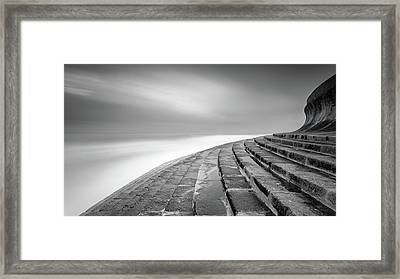 Framed Print featuring the photograph Space Ship  by Bruno Rosa