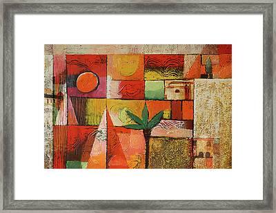 Spain Framed Print by Lutz Baar