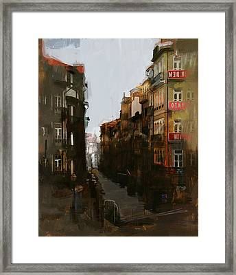 Spanish Culture 12 Framed Print by Corporate Art Task Force
