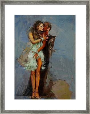 Spanish Culture 13 Framed Print