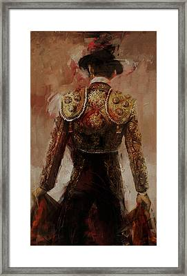 Spanish Culture 2 Framed Print by Corporate Art Task Force