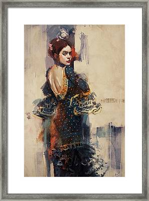 Spanish Culture 20b Framed Print by Corporate Art Task Force