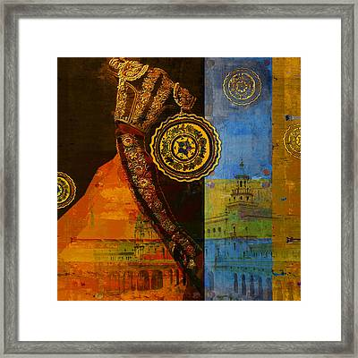 Spanish Culture 21 Framed Print by Corporate Art Task Force